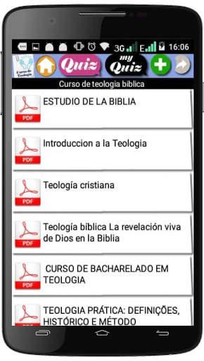 CURSO DE TEOLOGÍA screenshot 1