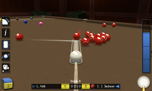 Pro Snooker 2021 screenshot 3