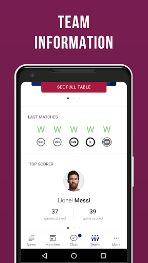Barcelona Live — Not official app for FC Barca Fan screenshot 5