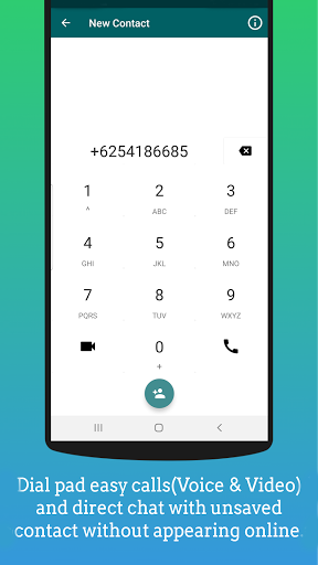 GB Chat Offline for WhatsApp - no last seen screenshot 4