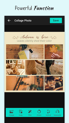 Photo collage, Photo frame screenshot 18