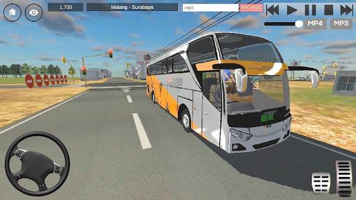 محاكاة سباق حافلات الركاب 2020: ألعاب حافلة جديدة 1 تصوير الشاشة