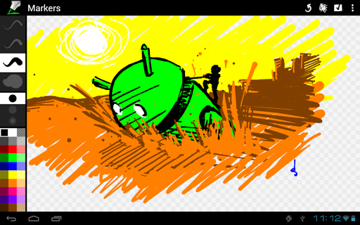 Markers screenshot 4