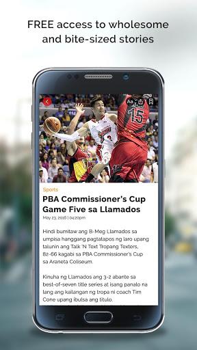 Inquirer Libre Mobile 2 تصوير الشاشة