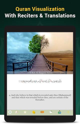 Quran Majeed – القران الكريم: Prayer Times & Athan screenshot 14