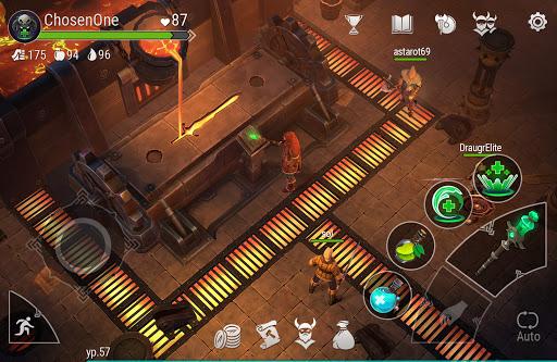 Frostborn: Coop Survival screenshot 5
