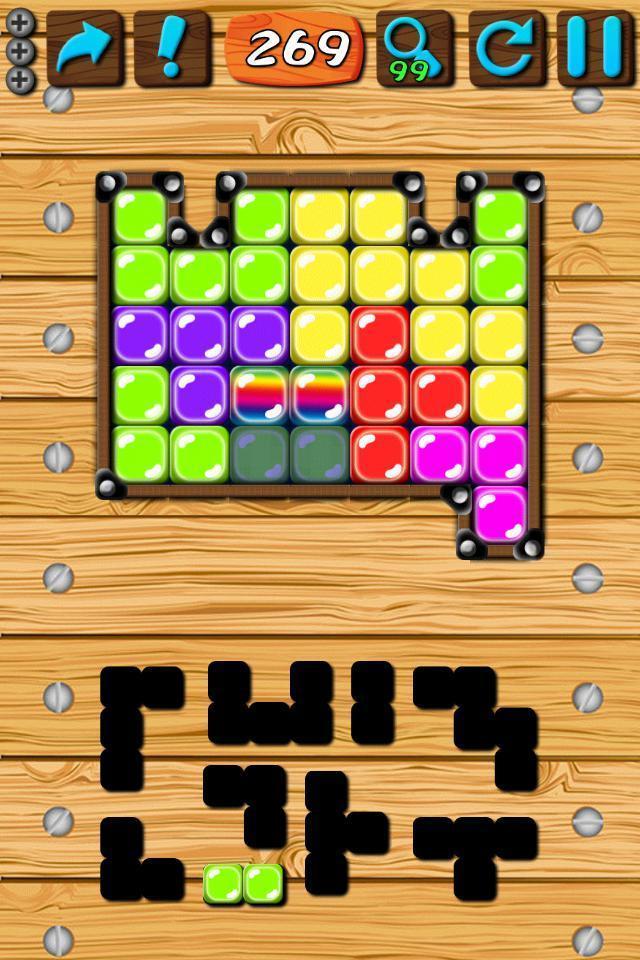 Pudding Bubble Jigsaw screenshot 2