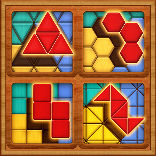 Block Puzzle Games: Wood Collection أيقونة