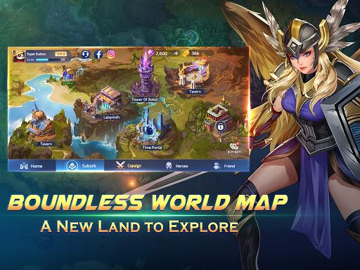 Mobile Legends: Adventure screenshot 11