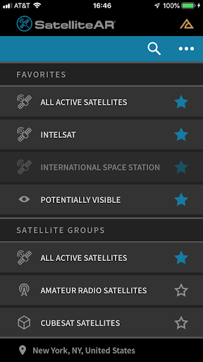 Satellite AR screenshot 3