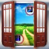 Scenery Door Lock Screen on APKTom
