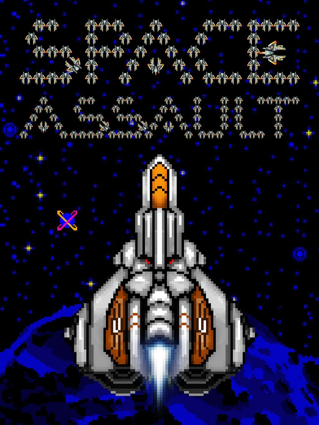 Space Assault: Space shooter 1 تصوير الشاشة