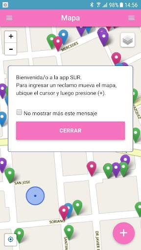 Intendencia de Montevideo 2 تصوير الشاشة