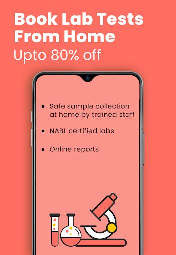 1mg - Online Medical Store & Healthcare App screenshot 3
