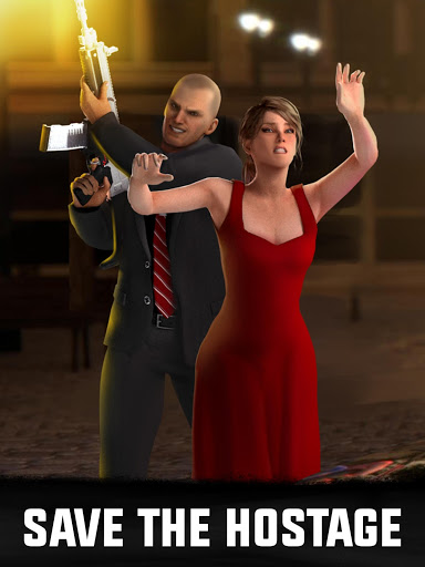 Sniper 3D: Fun Free Online FPS Shooting Game स्क्रीनशॉट 1