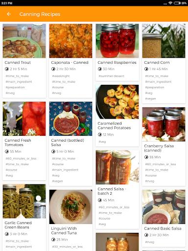 Recipe book: Recipes & Shopping List screenshot 16