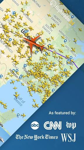 Flightradar24 Flight Tracker 2 تصوير الشاشة