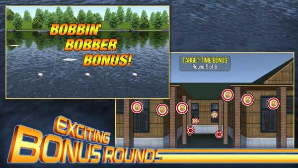 Master Bass Angler: Free Fishing Game screenshot 6