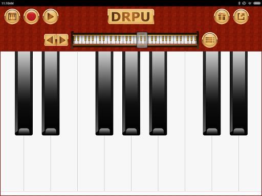 Piano Keyboard Classic Music 9 تصوير الشاشة