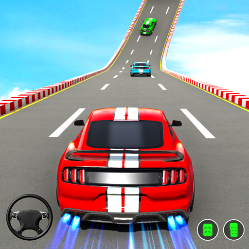 Muscle Car Stunts 2020: Mega Ramp Stunt Car Games icon