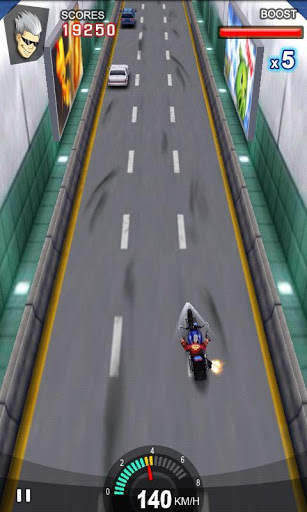 Racing Moto screenshot 10