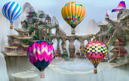 Flying World Live Wallpaper 13 تصوير الشاشة