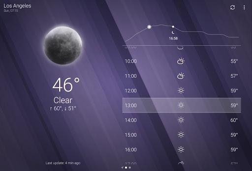 Weather screenshot 11