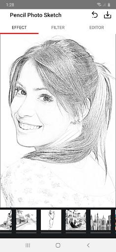 Sketch Drawing Photo Editor screenshot 2