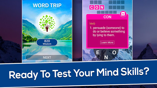 Word Trip 2 تصوير الشاشة