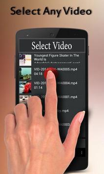 Video To mp3 Convertor screenshot 4