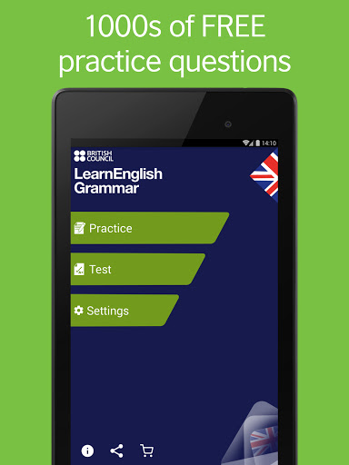 LearnEnglish Grammar (UK edition) screenshot 6