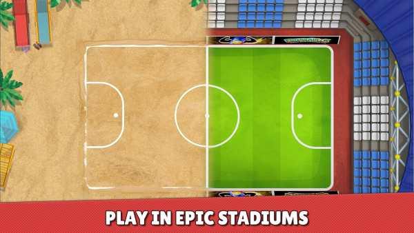 Football X – Online Multiplayer Football Game screenshot 7