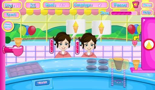 Memasak Kue Mangkok Es Krim screenshot 7
