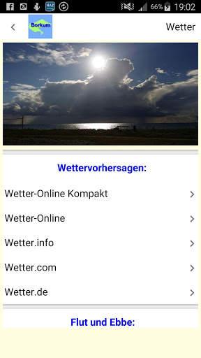 Borkum App für den Urlaub screenshot 3