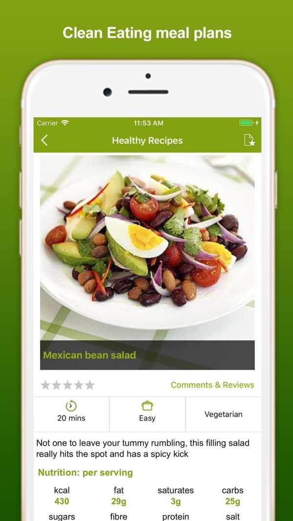 Healthy Eating Recipes screenshot 5