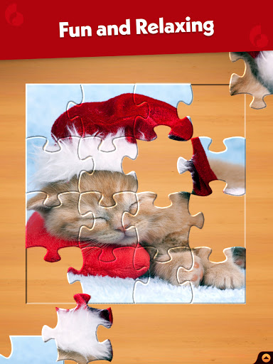 Jigsaw Puzzle: Create Pictures with Wood Pieces 8 تصوير الشاشة