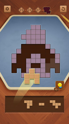 Jigsaw Wood Block Puzzle screenshot 8