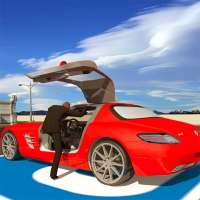 🚗 Pintar Mobil Menyetir Sekolah 3D Bandara Parkir on 9Apps
