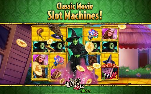 Wizard of OZ Free Slots Casino Games 15 تصوير الشاشة