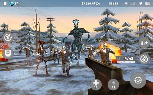 ZOMBIE Beyond Terror: FPS Survival Shooting Games screenshot 15