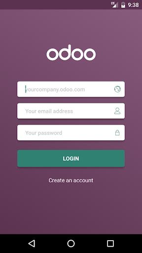 Odoo screenshot 1