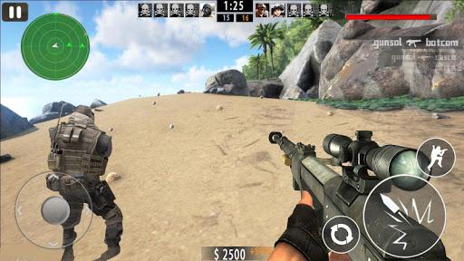 Mountain Sniper Shoot 2 تصوير الشاشة