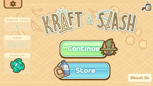 Kraft & Slash 1 تصوير الشاشة