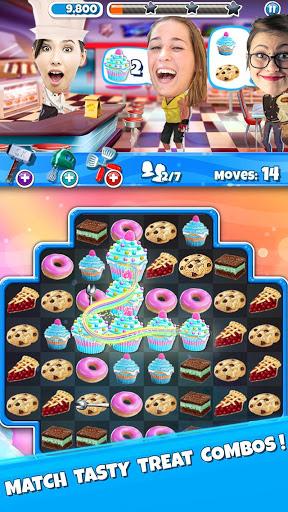 Crazy Kitchen: Match 3 Puzzles screenshot 1