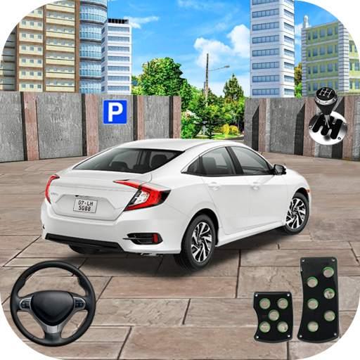 Multi-Level Car Parking Games: Car Games for kids