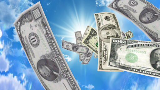Falling Money 3D Live Wallpaper 14 تصوير الشاشة
