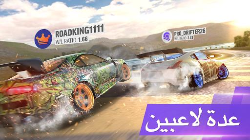 Drift Max Pro - لعبة سباق سيارات 3 تصوير الشاشة