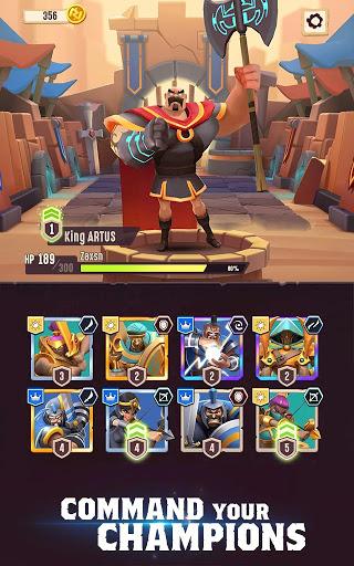 Triumph of Legends screenshot 9