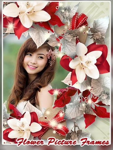 Flower Picture Frames screenshot 3