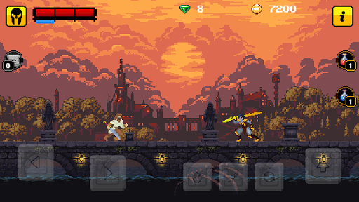 Dark Rage - Action RPG screenshot 1